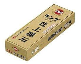king japanese sharpening stone 6000 in box