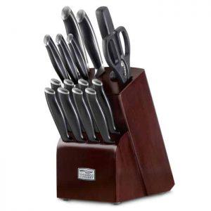Chicago Belmont 16-piece knife block set